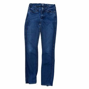 7 FOR ALL MANKIND The Modern Straight Jeans 27